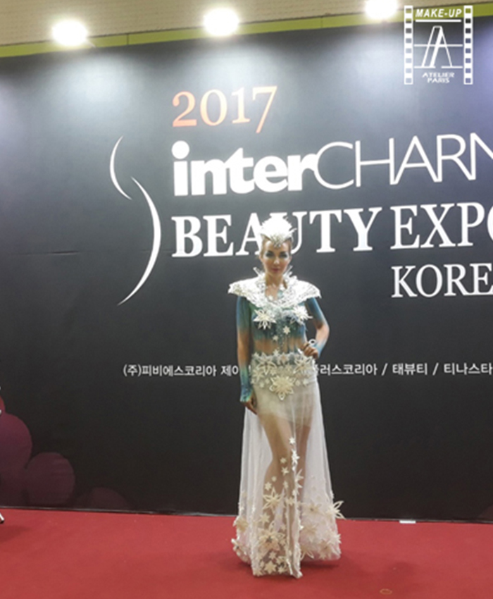 INTER CHARM <br/>BEAUTY EXPO