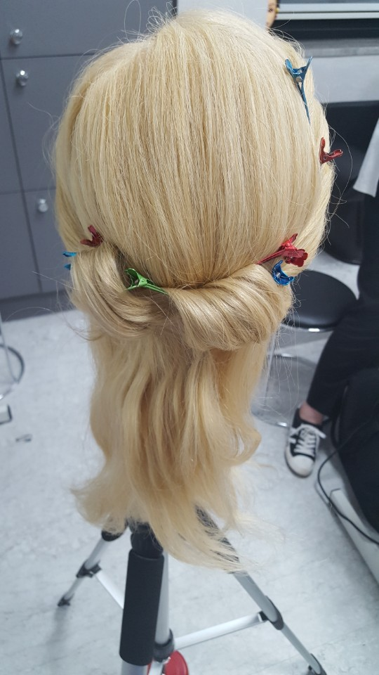 ★업스타일 수업현장